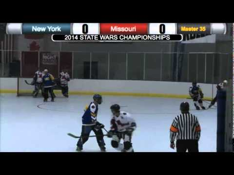 2014 State Wars - New York (Black Ice) vs Missouri (All Americans) at Fort Wayne, IN