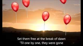 adam young 99 red balloons cover lyrics and penguins