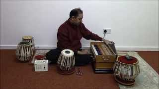 How to tune Tabla by Sulekh Ruparell