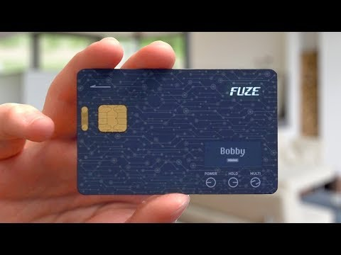 Your Whole Wallet In One Card! - Fuze Card | Review, Unboxing, Setup