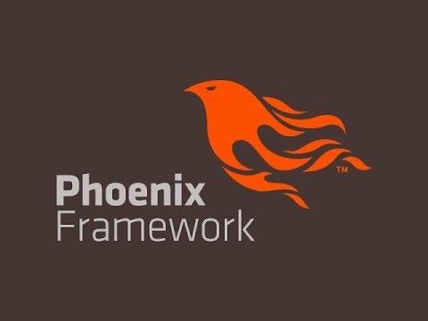 Phoenix Framework 1.3 (Building a Chat App)