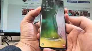 Тест безопасности Samsung ANDROID 10 ! Официальный релиз.