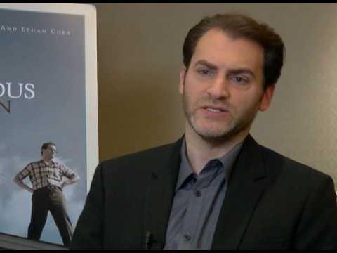 Serious Man - Interview