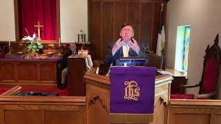 La Grange Christian Church Sermon 3/29/20