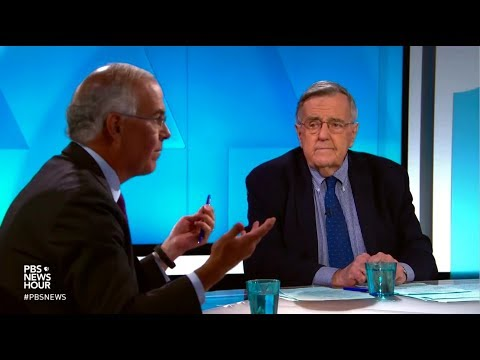 PBS NewsHour: Shields and Brooks on 'reality show' rules and midterm prospects
