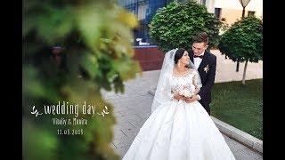 Виталик и Мунира свадебный клип