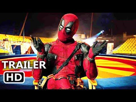 "DEADPOOL 2 ""Better than Hugh Jackman"" Trailer (NEW 2018) Ryan Reynolds Movie HD"