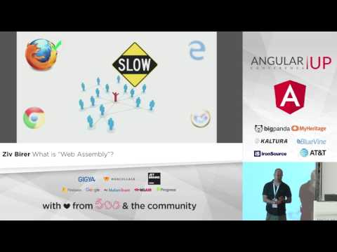 "Ziv Birer - What is ""Web Assembly""   