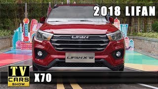 2018 Lifan X70 Release Dates and Prices