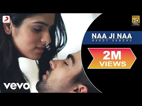 Hardy Sandhu - Naa Ji Naa |Lyric Video