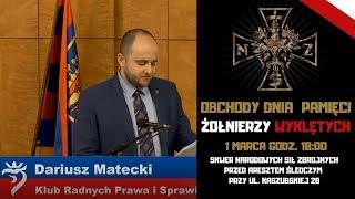 Na WOŚP 48 tys., na festiwal żydowski z udziałem Michnika 20 tys., a ile wydano na Wyklętych?