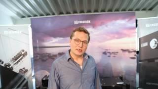 Engström at the Munich high end audio show 2017