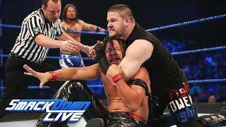 AJ Styles & Shinsuke Nakamura vs. Kevin Owens & Dolph Ziggler: SmackDown LIVE, May 23, 2017