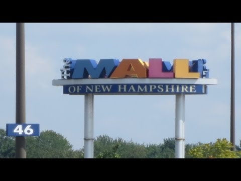 THE MALL OF NH! (8.23.13-Day 809 yto)