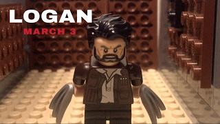 Logan - Trailer 2 in LEGO