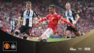 Manchester United 4 Newcastle United 1 | Premier League Highlights