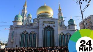 Намаз и барашки: московские мусульмане празднуют Курбан-байрам по канонам