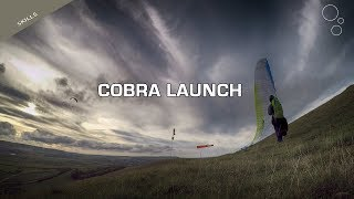 Paragliding Skills: How To Cobra Launch