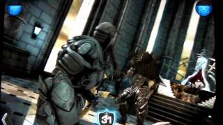 Infinity Blade Gameplay on the iPad 2 Gameplay