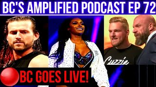 🔴LIVE: Brandi DEACTIVATES Social, Cole vs McAfee, Omega's Booking & Who Takes The Title From Sasha?
