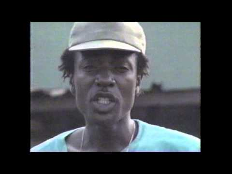 Alpha Blondy - Video and Interview Circa late 80's