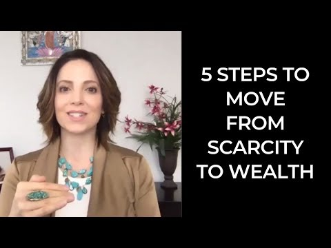 Brzee Abundance System: 5 Steps to Move from Scarcity to Wealth