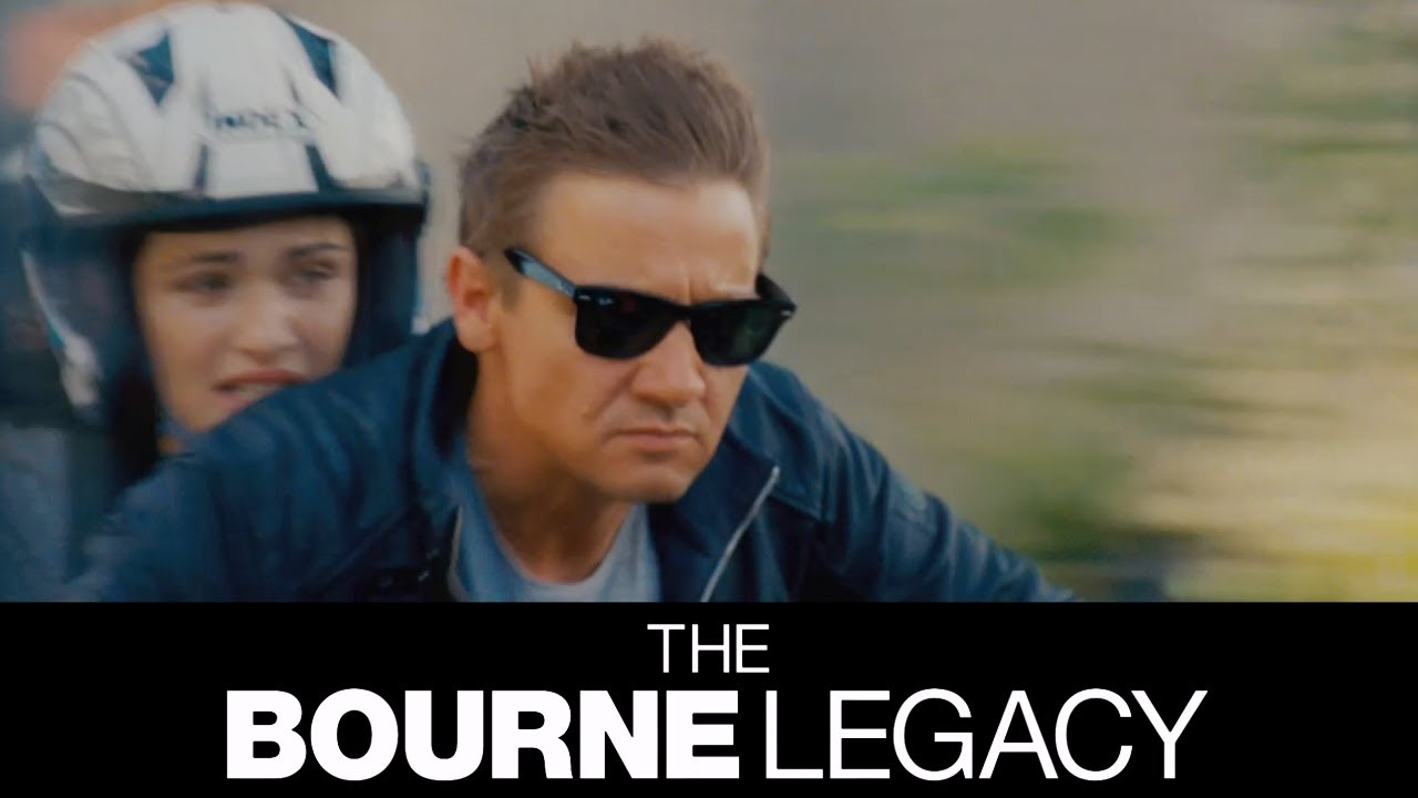 The Bourne Legacy Trailer 2 - YouTube