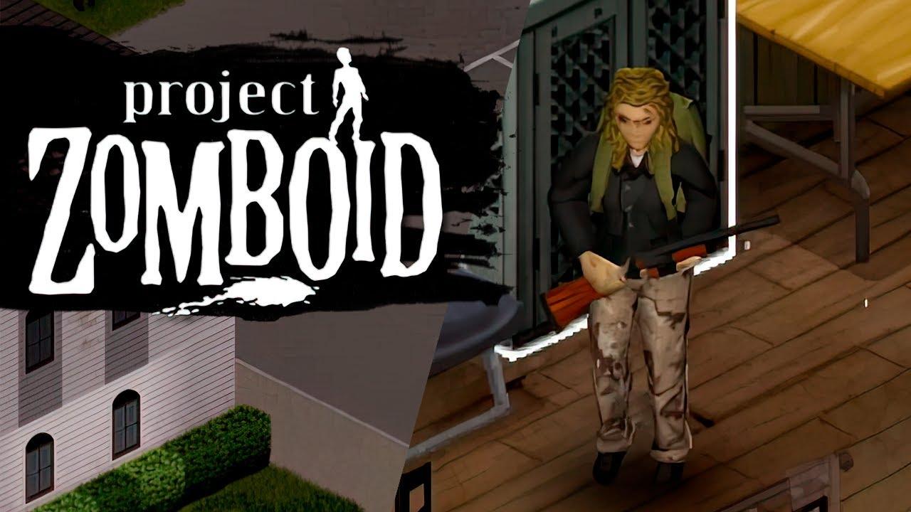 ЛУЧШАЯ ИГРА ПРО ЗОМБИ — Project Zomboid #1