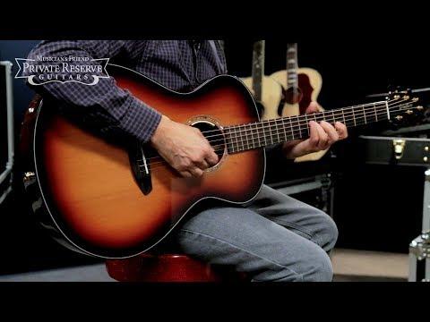 Breedlove Journey Concert Black Cherry FS E Acoustic-Electric Guitar