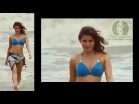 Samantha ruth prabhu hot sexy in bikini HD