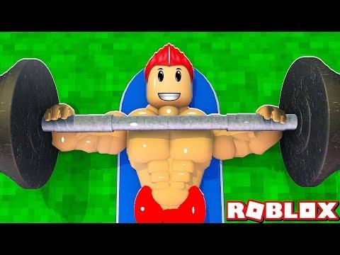 💪 ROBLOX: ME CONVERTÍ EN EL MÁS FUERTE!! - Weight Lifting Simulator 3