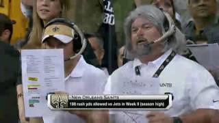 Saints Def. Cowboys 49-17