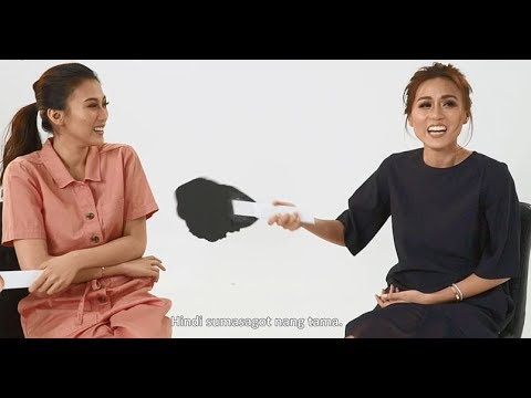 Toni And Alex Gonzaga Play The Face It Challenge