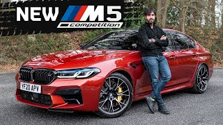 New M5 Competition LCI! BUT is an Old M5 better?!