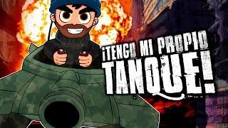 ¡TENGO MI PROPIO TANQUE! - Tanki Online | iTownGamePlay