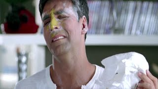 Akshay Kumar does not feel for kids | Heyy Babyy