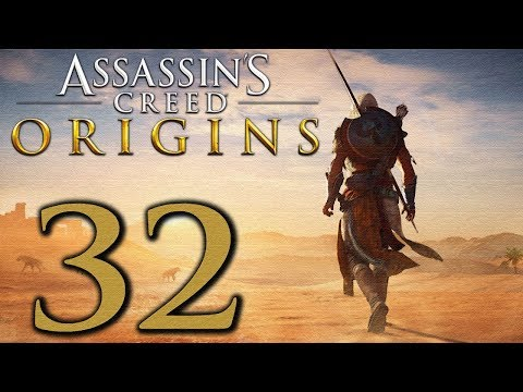 Assassin's Creed Origins Walkthrough HD - TARDIS & Sphinx Passageway - Part 32