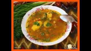 Бозбаш из говядины  Азербайджанская кухня(Бозбаш - это мясной заправочный суп на основе говядины,баранины или курицы и с обязательным добавлением..., 2015-01-22T11:34:54.000Z)