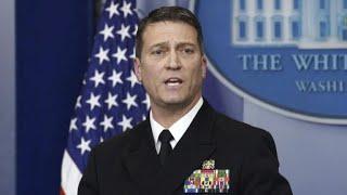 "VA secretary nominee faces ""hostile work environment"" allegations"