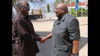 HOTUBA ya Rais Magufuli Akipokea Nyumba 50 Chato za Kutoka kwa Mkapa