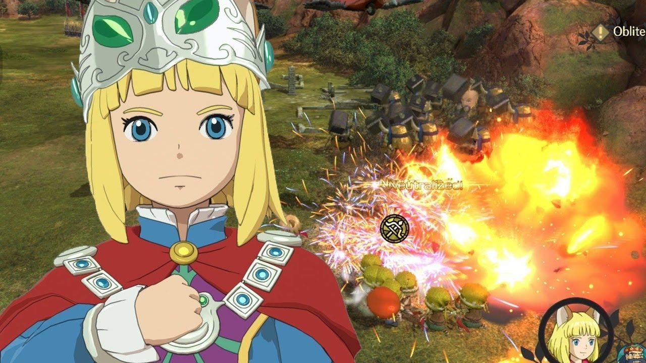 Ni No Kuni 2s New Metagame Is As Fun As The Game Fandom