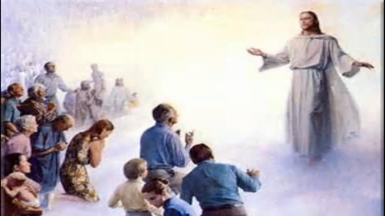 """""""Yo les aseguro: el que cree en mí, tiene vida eterna. Aleluya…"""" Laudes III Jueves de Pascua…"""