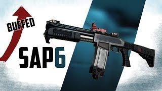 Warface SAP6 BUFFED - Better than MAG-7 now??