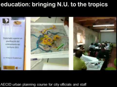 CNU 20 - Two Traditions of Latin American Urbanism
