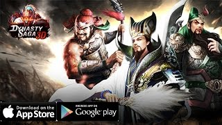 Video Game Mobile 3D Nhập Vai Tam Quốc - Dynasty Saga 3D download MP3, 3GP, MP4, WEBM, AVI, FLV September 2018