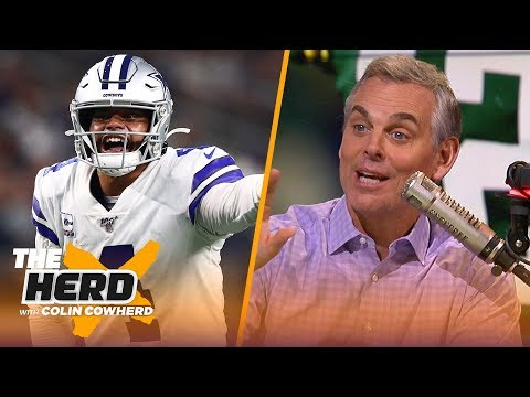 Cowboys are right back in Super Bowl bubble, Packers and Rodgers are 'scary good' | NFL | THE HERD