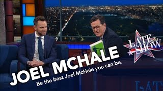 Joel McHale's New Book Will Teach You How To Become A Celebrity