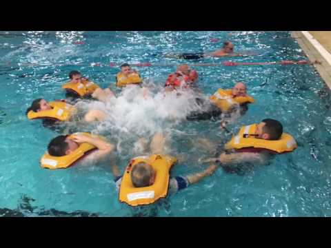 STCW95 Sea Survival Techniques
