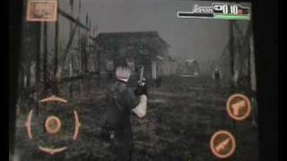 Resident Evil 4 iPhone: video recensione by iPhoneItalia