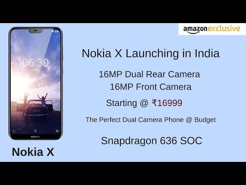 Nokia X Camera Beast | Price in India Launch Date Specifications | Mi A2 Killer? | M Talks